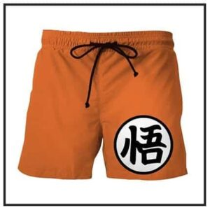 Dragon Ball Z Shorts