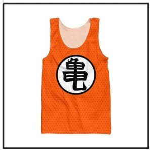 Dragon Ball Z Tank Tops