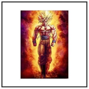 Dragon Ball Z Wall Art & Decor