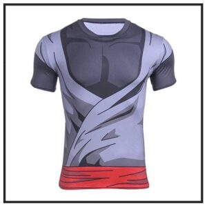 Dragon Ball Z Workout T-shirts