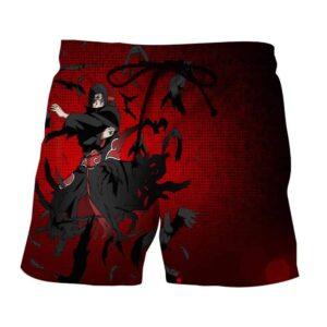 Naruto Itachi Uchiha Magic Jutsu Akatsuki Theme Shorts