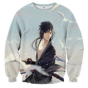 Naruto Japan Anime Handsome Izuna Uchiha Fashion Sweatshirt