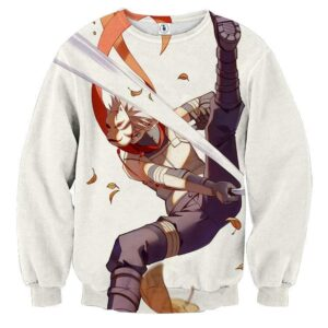 Naruto Kakashi Anbu Captain Cool Fan Art Design Sweatshirt