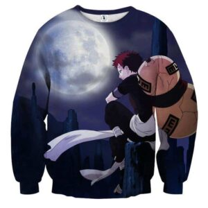 Naruto Young Garaa The Sand Lonely Ninja Art Sweatshirt