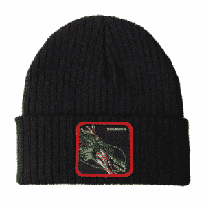 Dragon Ball Z Shenron Divine Dragon Black Casual Knit Beanie