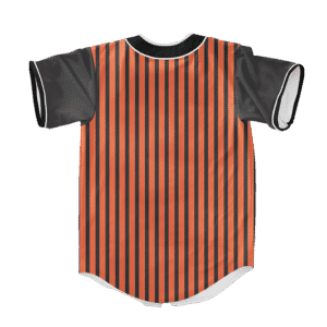 Dragon Ball Z Awesome Goku Kanji Wisdom Baseball Jersey