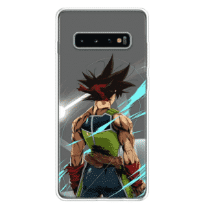 Dragon Ball Z Bardock's Back Samsung Galaxy S10 Case