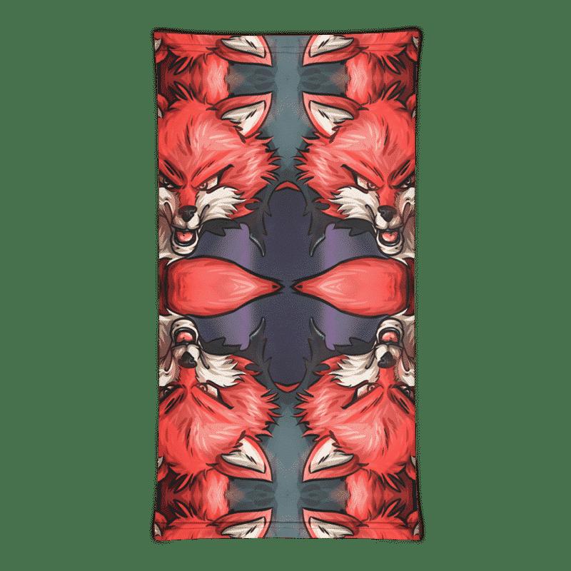 Dragon Ball Z Basil The Kicker Face Covering Neck Gaiter