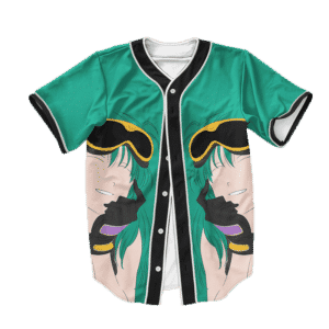 Dragon Ball Z Young Brilliant Bulma Baseball Jersey