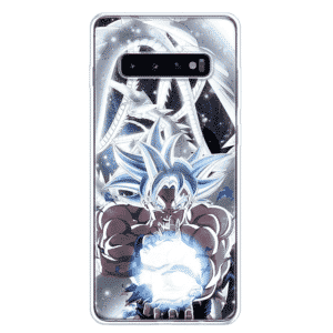Goku Ultra Instinct Kamehameha Samsung Galaxy S10 Case