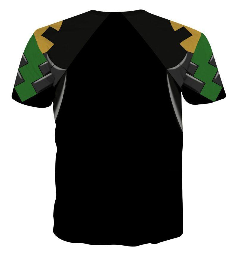 Marvel Prince Of Asgard God Of Mischief Loki Cosplay T-Shirt