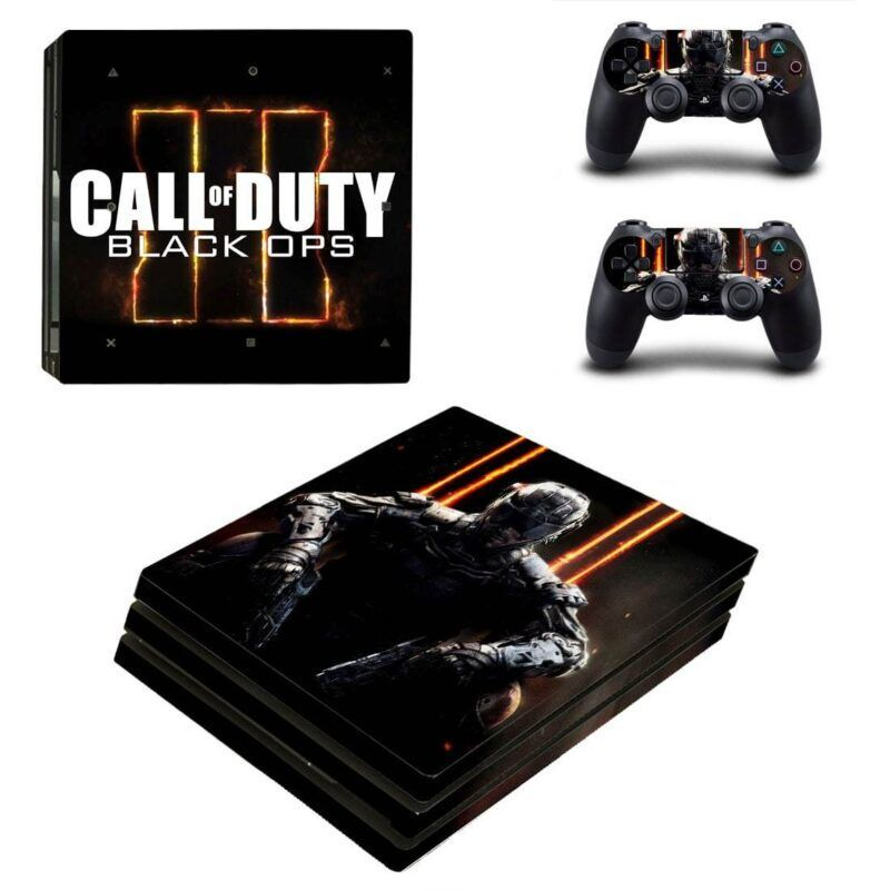 Call Of Duty Black Ops 3 Newbie Cyber Soldier PS4 Pro Skin