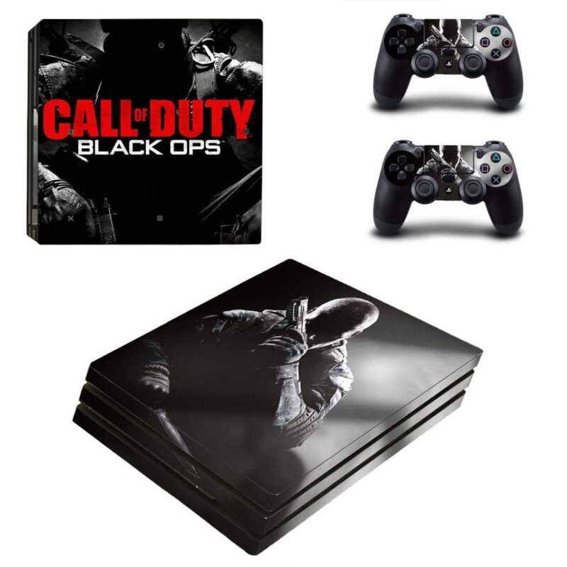 Call Of Duty Black Ops Armed Capt Alex Mason PS4 Pro Skin