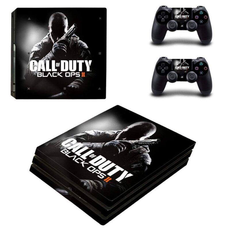 Call Of Duty Black Ops 2 Captain Alex Mason PS4 Pro Skin
