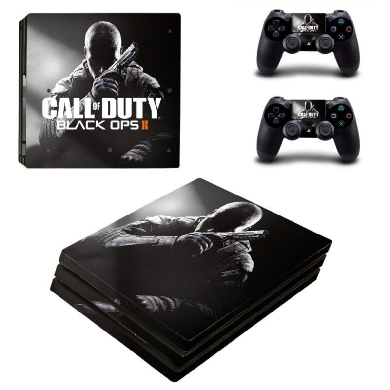 Call of Duty Black Ops II Cool Thomas Briggs PS4 Pro Skin