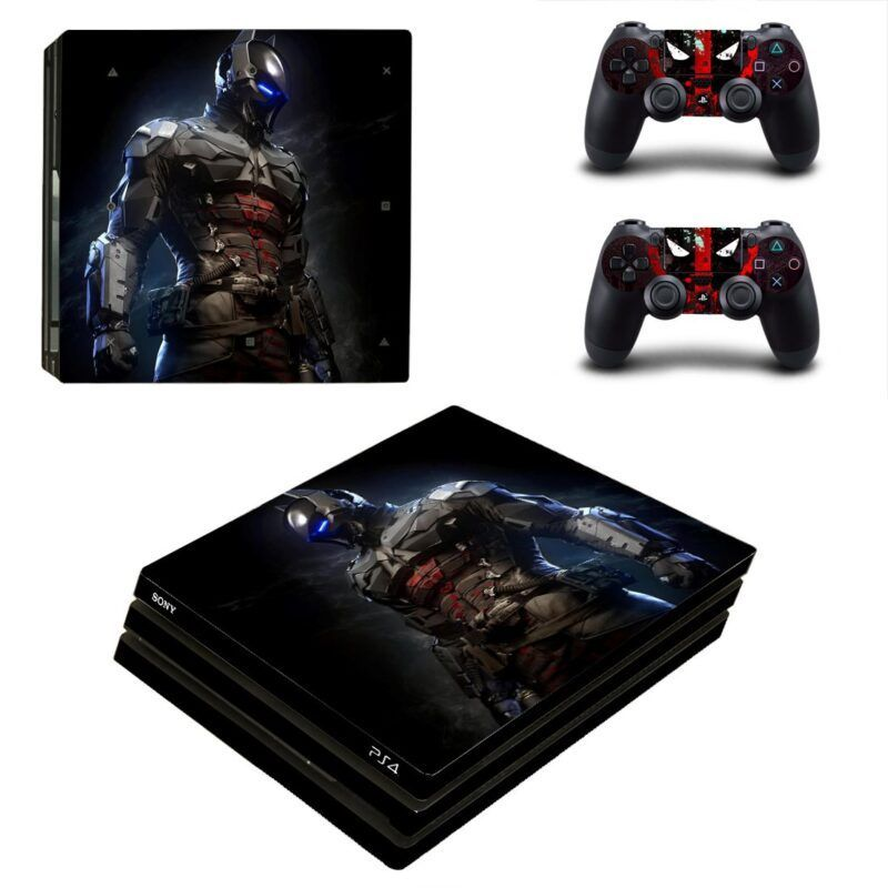 The Dark Knight Power Iron Armor Dope PS4 Pro Skin