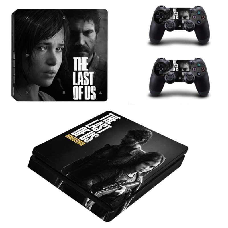 The Last of Us Action Horror Game Dope Design PS4 Slim Skin
