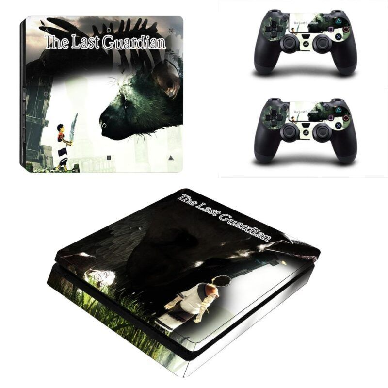 The Last Guardian Action Adventure Game Dope PS4 Slim Skin