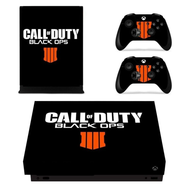 Call Of Duty Black Ops Blackout Battle Royal Xbox One X Skin