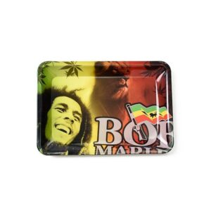 Bob Marley is the King Cannabis Joints Rolling Tray