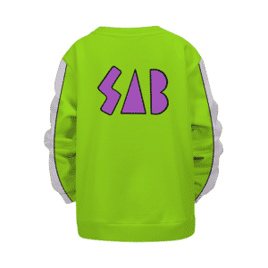 Dragon Ball Vegeta SAB Jacket Broly Movie Kids Pullover Sweater