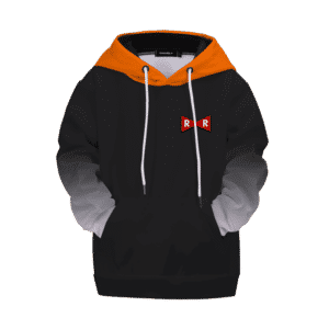 Dragon Ball Z Android 17 Classic Costume Kids Hoodie