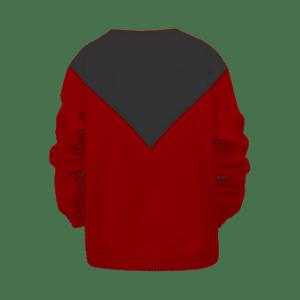 Dragon Ball Z Cosplay Team Universe 11 Costume Kids Sweatshirt