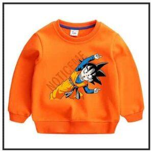 Dragon Ball Z Kids Sweatshirts & Sweaters