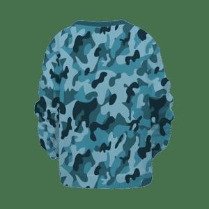 Dragon Ball Z Toppo Awesome Camouflage Dokkan Art Kids Sweatshirt