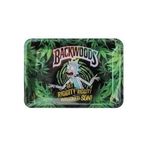Get Rickety Riggity Wrecked Son Marijuana Rolling Tray