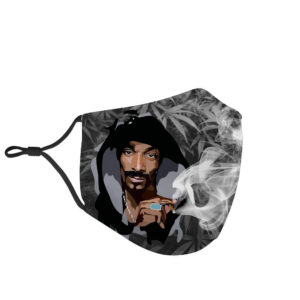 Snoop Dog GTA V Marijuana Blunt Face Mask