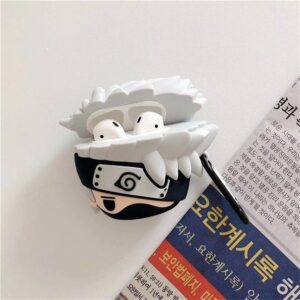 3D Chibi Sensei Kakashi Hatake Of The Sharingan Airpods Case