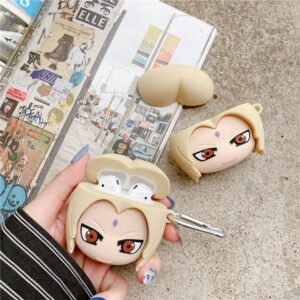 Adorable Chibi Tsunade The Fifth Hokage 3D Airpods Case