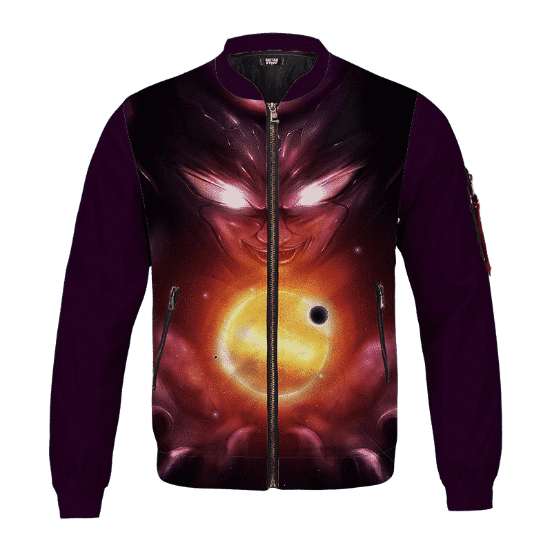 Dragon Ball Galactic Overlord Frieza Bomber Jacket
