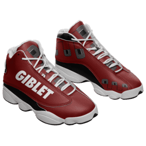 Dragon Ball Legends Super Saiyan Giblet Design Basketball Shoes