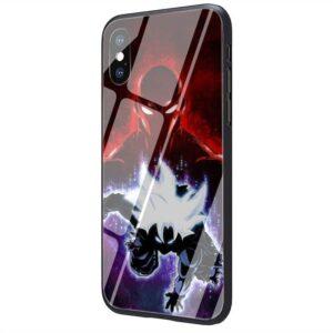 Dragon Ball Scary Goku and Jiren iPhone 12 (Mini, Pro & Pro Max) Case