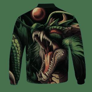 Dragon Ball Super Badass Shenron Art Bomber Jacket