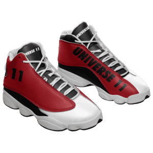 Dragon Ball Super Universe 11 Version Basketball Sneaker Shoes
