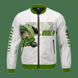 Dragon Ball The Legendary Saiyan Broly Bomber Jacket