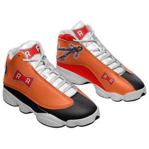 Dragon Ball Z Android 17 Awesome Basket Ball Sneakers