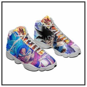Dragon Ball Z Basketball Shoes & Sneakers