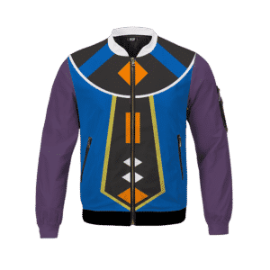Dragon Ball Z Beerus Inspired Cosplay Costume Bomber Jacket