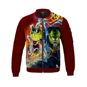 Dragon Ball Z Demon King Piccolo Cool Bomber Jacket