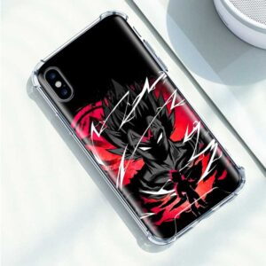 Dragon Ball Z Fierce Vegeta iPhone 12 (Mini, Pro & Pro Max) Cover