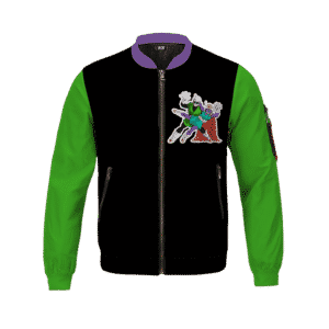 Dragon Ball Z Great Saiyan Man Awesome Bomber Jacket