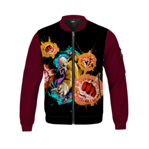 Dragon Ball Z Master Roshi Amazing Graphic Design Bomber Jacket