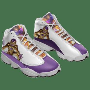 Dragon Ball Z Powerful Frieza Awesome Basket Ball Sneakers