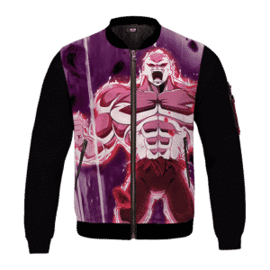 Dragon Ball Z Powerful Jiren Mad Dope Bomber Jacket