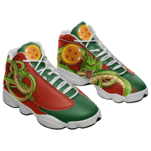 Dragon Ball Z Shenron Four Star Dragon Ball Basketball Sneakers