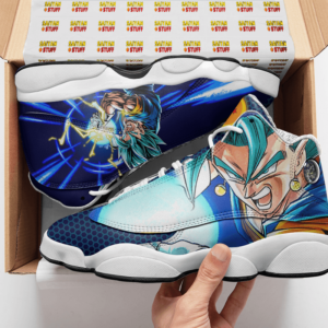 Dragon Ball Z Super Saiyan God SS Vegito Basketball Sneakers